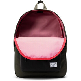 Herschel Classic Rygsæk, forest night/black
